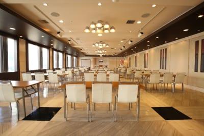 ステラカンファレンス - ステラコート 神戸三宮 ステラカンファレンスルームの室内の写真