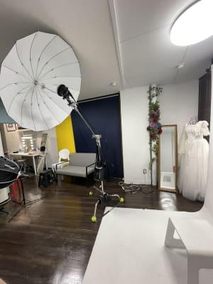 設備や備品も充実してます - STUDIO AIR-KOBE- 神戸最安レンタルスタジオ!!の室内の写真