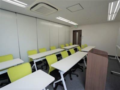 自習室うめだの貸し会議室 難波店 なんば離れ 802号室の室内の写真