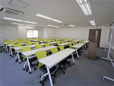 自習室うめだの貸し会議室 難波店 なんば離れ 803号室の室内の写真