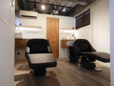 Salon Mall 出張シェアサロンの設備の写真