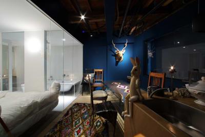 個室 - ReHope うつぼ公園大阪 カフェ、ショールームの室内の写真