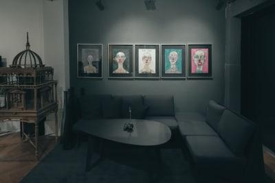 ギャラリー - ReHope うつぼ公園大阪 カフェ、ショールームの室内の写真