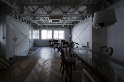 2F - ReHope うつぼ公園大阪 カフェ、ショールームの室内の写真