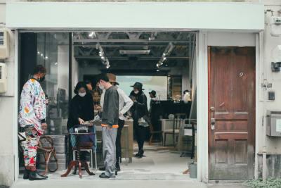 エントランス - ReHope うつぼ公園大阪 カフェ、ショールームの室内の写真