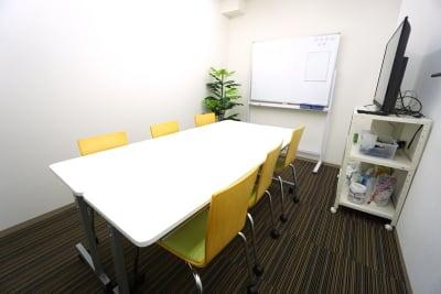 【高輪台会議室】 高輪台会議室B102の室内の写真