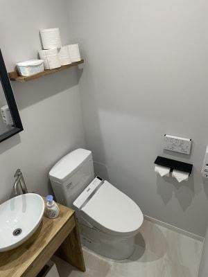 トイレ - STUDIO ENOCH 多目的レンタルスタジオの設備の写真