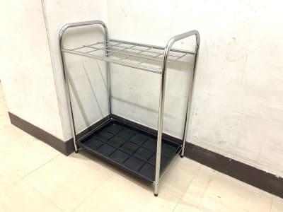 傘は出入口前の傘立てにお願いします。 - L&Cスペース日本橋駅前 D号室の設備の写真