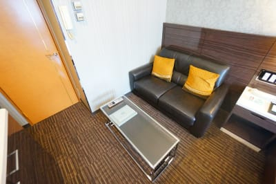 【ミニマルワークスペース千葉】 ミニマルワークスペース千葉509の室内の写真
