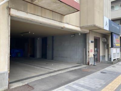 アルファシティ南6条 レンタルスペースの入口の写真