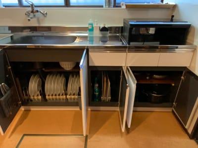 山葵‐WASABI- 1軒家貸し切りレンタルハウスの設備の写真