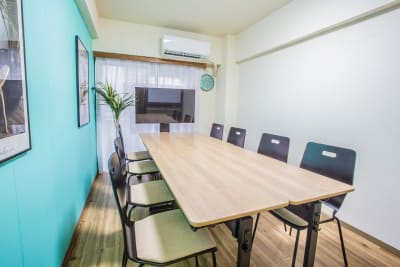 ふれあい貸し会議室 錦糸町コーポ ふれあい貸し会議室 錦糸町Bの室内の写真