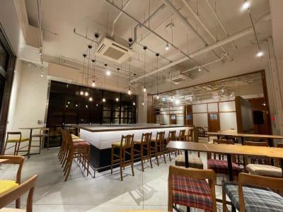 東邦オフィス博多 東邦スペース博多⑥~⑩名の室内の写真