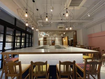 東邦オフィス博多 東邦スペース博多㉛~㊵名の室内の写真