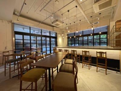 東邦オフィス博多 東邦スペース博多㊶~㊿名の室内の写真