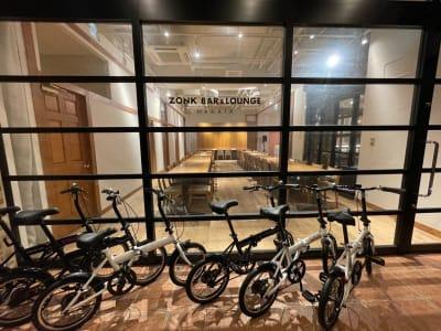 東邦オフィス博多 東邦スペース博多㊶~㊿名の入口の写真
