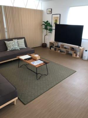 60平米の広々とした空間です。 - RIVERSUITES 多目的スペース【4階】の室内の写真