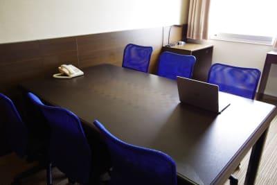 マーキュリー倶楽部 会議室511の室内の写真