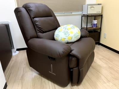 リクライニングチェア - まちの会議室★東中野 リクライニングチェア★シトラスの室内の写真