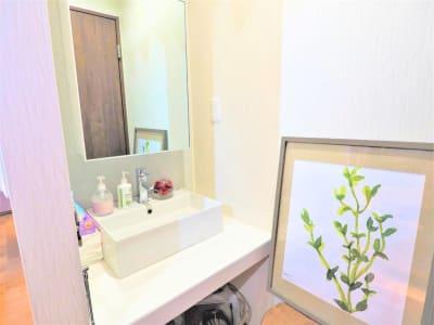 洗面台 - 70%OFF  🌸【河原町三条プレイス】🌸の室内の写真