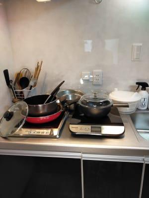 調理器具 - 70%OFF  🌸【河原町三条プレイス】🌸の室内の写真