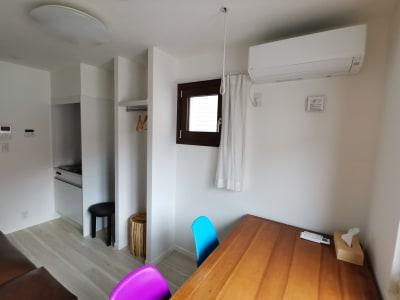 反対側からの写真です - ヒカリオ新宿 ワークスペース 101の室内の写真