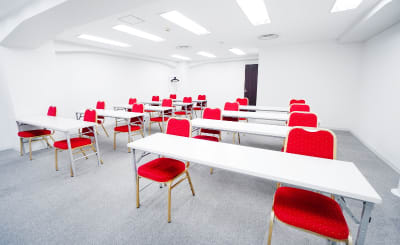 TKP新橋汐留ビジネスセンター ミーティングルーム302の室内の写真
