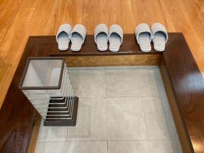 上履き使用 - 占いsalonテラの椅子 レンタル・スペース④のその他の写真