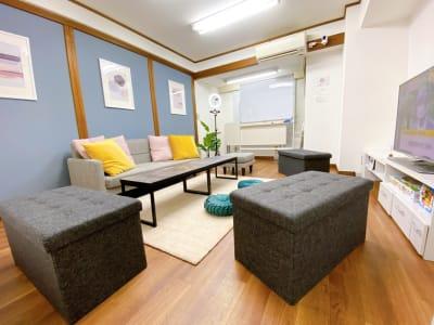カラメル六本木2号店 パーティ・撮影スタジオ・会議室の室内の写真