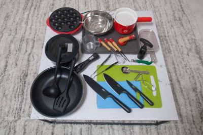調理器具類👩🍳👨🍳 - FUN HOUR 心斎橋 パーティールームの設備の写真