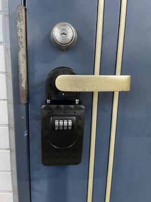 ランドプレイス浦和 1階会議室の入口の写真