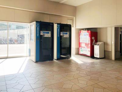 テレキューブ 名鉄バスターミナルビル 107-02の室内の写真