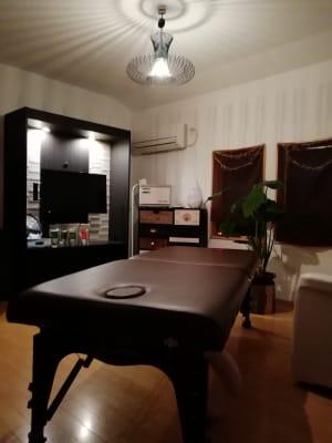 カジュアルモダンテイスト - レンタルサロン【NONO】 レンタルサロンの室内の写真