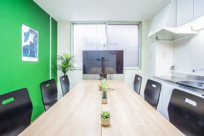 ふれあい貸し会議室 蒲田一番街 ふれあい貸し会議室 蒲田Bの室内の写真