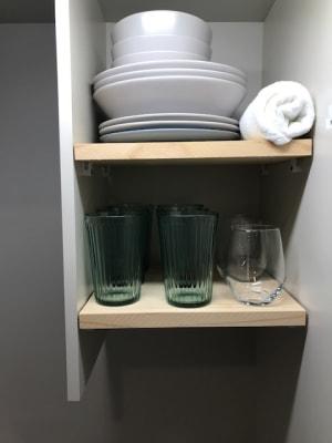 深皿や平皿のご用意がございます。 - RIVERSUITES 多目的スペース【3F】の設備の写真