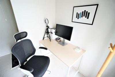 【今宮ミニマルオフィス】 今宮ミニマルオフィスの室内の写真