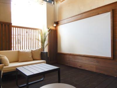 借り切りテラススペース - Daimyo6 スーペリアルーム501の室内の写真