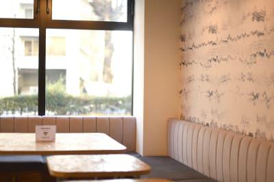 【新宿ワープ】 新宿ワープ 撮影用の室内の写真
