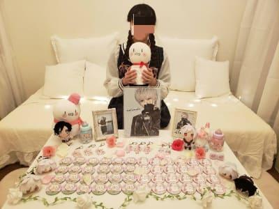 NUMA部屋 梅田Roseの室内の写真