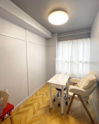 レンタルサロン ハコガシ C号室の室内の写真
