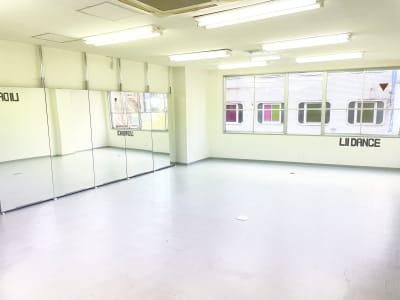 Lii dance ダンススタジオ、貸し会議室の室内の写真
