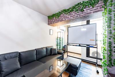 ホワイトボードレイアウト1 - Botanical五反田 大人なボタニカルパーティールームの室内の写真