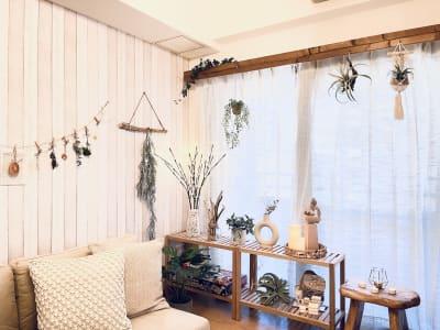 オシャレな小物もたくさんありますよ♡ - SMILE+パラム天王寺 パーティスペースの室内の写真