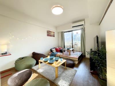 Chillax Room下北沢 おうちスペースの室内の写真
