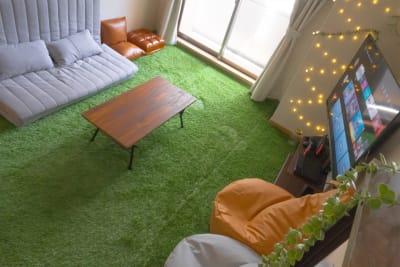 ボドゲ秋葉原の室内の写真