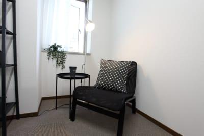 休憩スペース - 川口駅前とらのワークスペース 川口駅前とらのスペース301の室内の写真