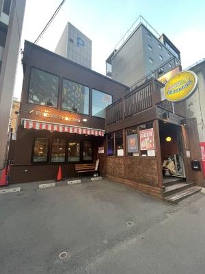 中島公園より徒歩3分! お迎えはエクセルホテル東急。2階建一軒家のカフェです⭐︎ - Emon's chouchou イベントスペース、ダンススタジオの室内の写真