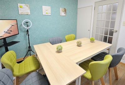ふれあい貸し会議室相模大野アルベ ふれあい貸し会議室 相模大野Aの室内の写真