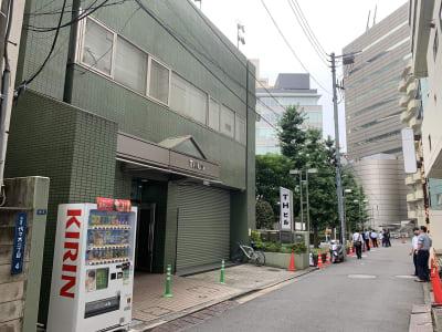 新宿駅南口徒歩5分 - THビル3階Bルーム 多目的スペース(会議、ダンス等)の外観の写真