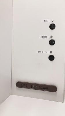 渋谷ワールド宇田川ビル 1人個室 RoomH(7F)の設備の写真